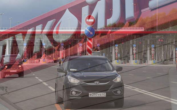 Автомобилисты попали в бензиновый «плен» на трассе Москва-Петербург