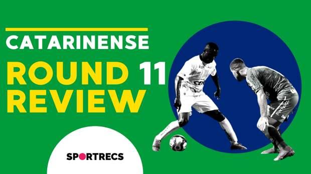 Catarinense. Round 11. Review