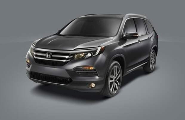 Короткое замыкание: Honda готовит мини-Pilot