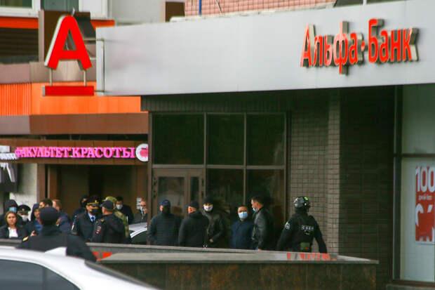 Альфа-банк открестился от Моргенштерна