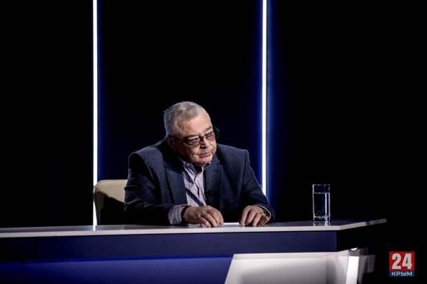 В Крыму скончался председатель Общественной палаты Григорий Иоффе