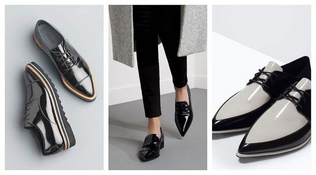 Мужская обувь в женском гардеробе: как подчеркнуть женственность