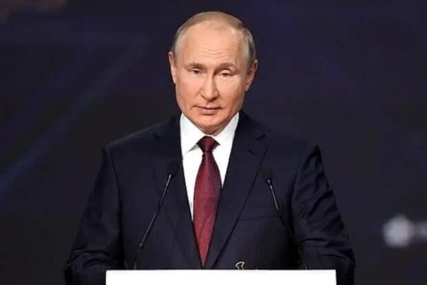 Путин назвал «беспрецедентным» масштаб природных бедствий в России
