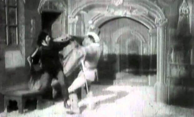 Это первый фильм ужасов в мире. 1896 год