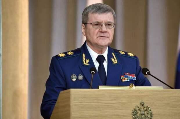 Вызов: Юрий Чайка хочет повысить в разы зарплату прокурорам. 396982.jpeg