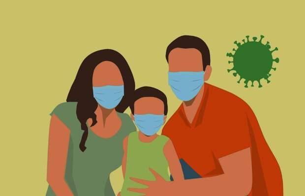 Севастопольцы заразились коронавирусом от своих родственников