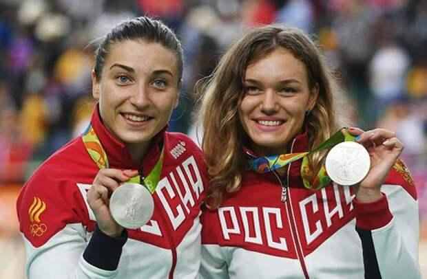 Войнова и Шмелева завоевали серебряную и бронзовую медали на чемпионате мира по велотреку