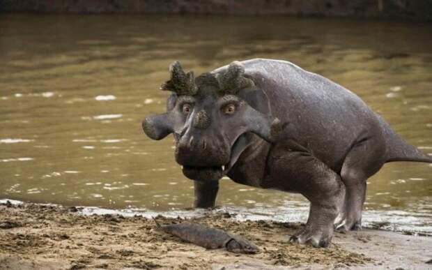 Странные животные, жившие на Земле задолго до динозавров