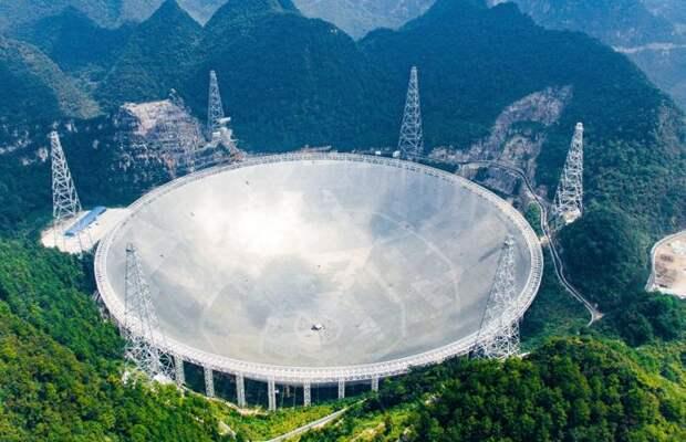 Масштабные и дорогостоящие: 5 впечатляющих научных мегапроектов Китая