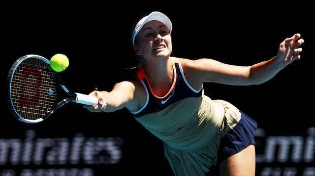 Россиянка Рахимова выиграла турнир в Мельбурне в парном разряде, обыграв в финале Блинкову и Потапову