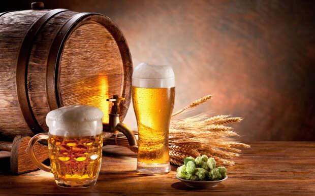 Свет — это враг для вкуса и состава популярного хмельного напитка. /Фото: co14.nevseoboi.com.ua