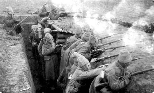 Подвиги русских солдат в годы Первой мировой войны