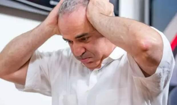 Каспаров изошёл на визг и истерку на фоне итогов встречи президентов в Женеве