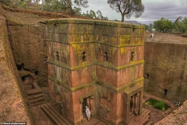 17. Лалибэла, Эфиопия красивые места, места, мир, путешествия, рейтинг, страны, туризм, фото