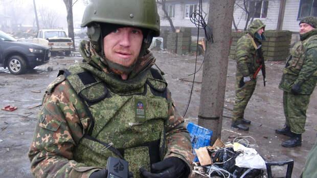 В центре Донецка открыли памятник погибшему герою ДНР Мотороле