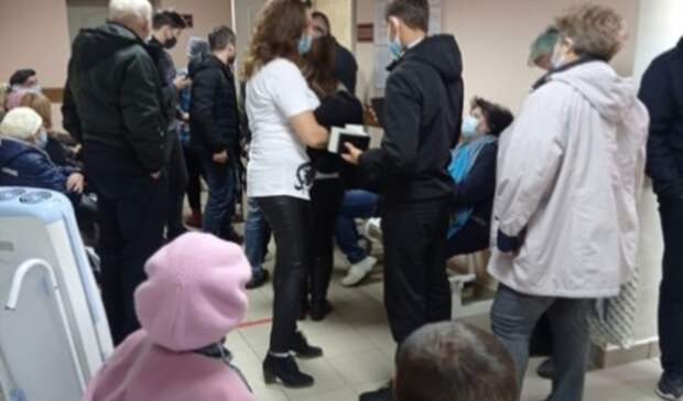 Татарстанцы снова жалуются на очереди в поликлиниках