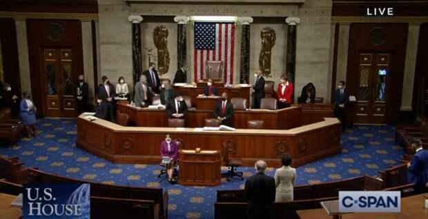 Захар Прилепин о Конгрессе США