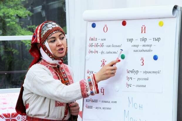 Изучать удмуртский язык и литературу можно будет на специальном портале