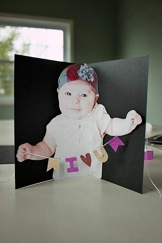 Фотооткрытки от детей (подборка)