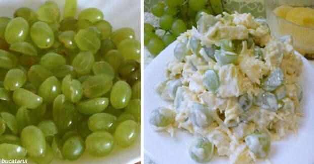 Французский салат Мадам: сытно, полезно и дети в восторге!