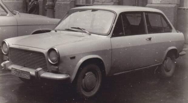 Autobianchi Primula Василёк, НАМИ, НАМИ-1101, авто, автоистория, автомир, автомобили, разработки