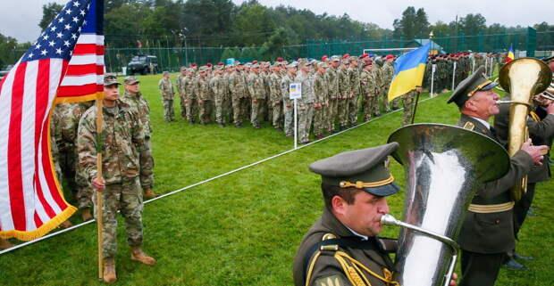 На Украине появились базы НАТО