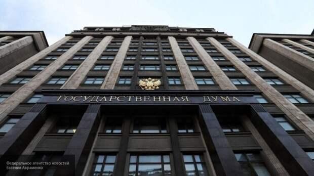 Депутат Госдумы оценила предложение США о вводе против РФ санкций