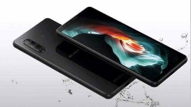 Новый средний класс. Длинный и непромокаемый Sony Xperia 10 II с Android 10 доступен для заказа в Европе