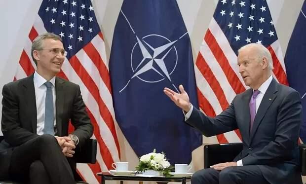 В НАТО все возбудились из-за возможного прихода Байдена в Белый Дом