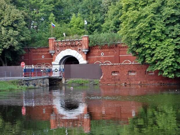 Балтийск - самый западный город России