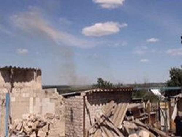 Новость на Newsland: На юго-востоке Украины с неба льется фосфорный дождь