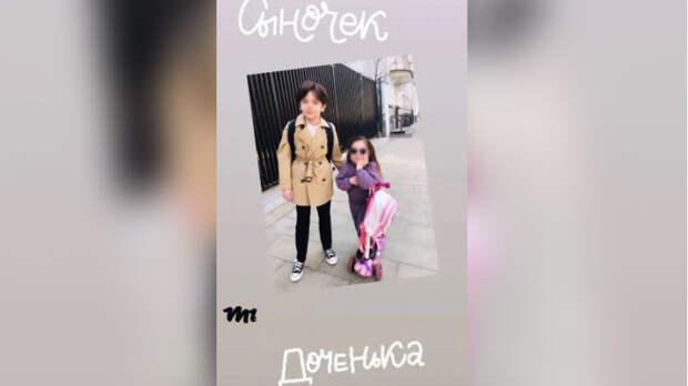 Певица Анастасия Стоцкая показала похожих на Киркорова детей