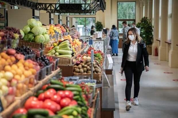 Покупаете ли вы продукты на ярмарке в Южнопортовом? – новый опрос