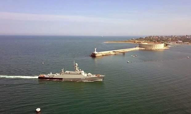 После завершения учения корабли ЧФ вернулись в пункты постоянной дислокации