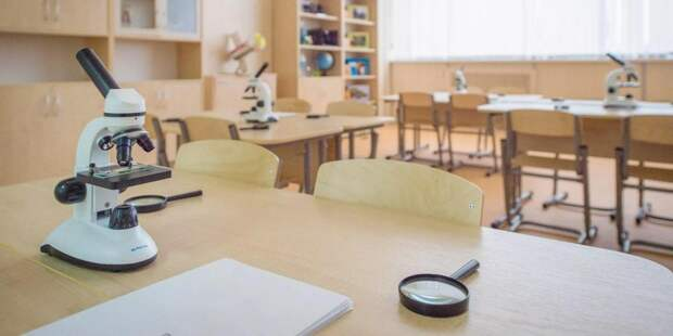 Депутат МГД Гусева: В школах Москвы будут чаще проводить санитарную обработку из-за COVID-19. Фото: mos.ru