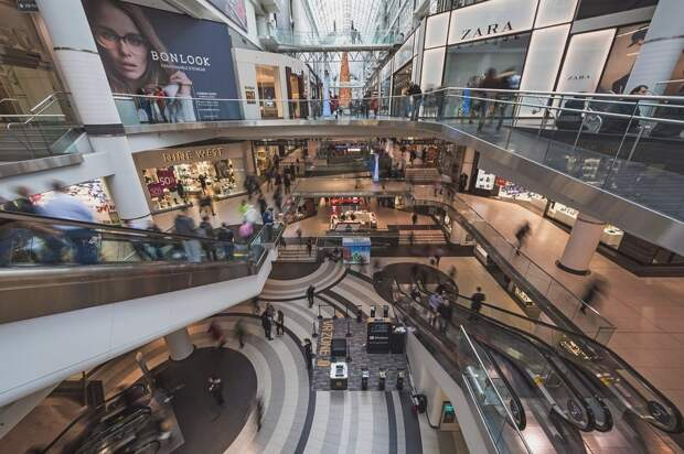 Четверть всех торговых центров России может закрыться из-за кризиса