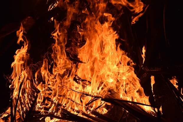 Пожар. Фото: pixabay.com