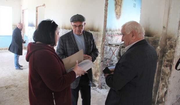 Три здравпункта капитально отремонтируют на Ставрополье
