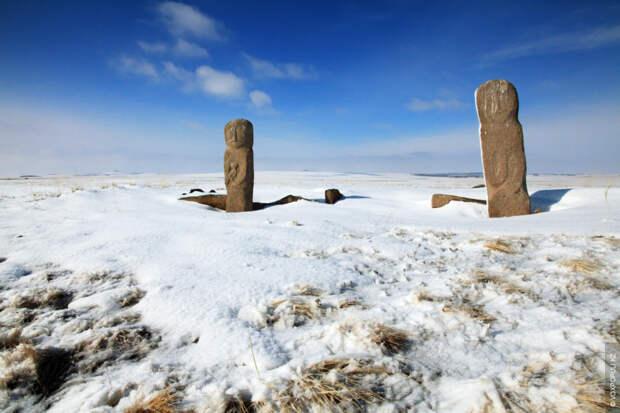 Комплекс Кумай, обнаруженный в Ерейментауском районе Акмолинской области, стал для ученых ценной находкой