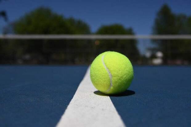 Теннисные корты в парке «Ходынское поле» закрыли из-за плохой погоды