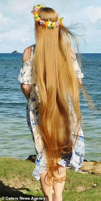 Три орешка для Рапунцель: длинные и роскошные волосы благодаря арахисовому маслу