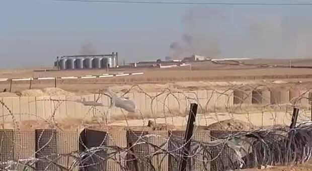 Протурецкие боевики развернули наступательную операцию на севере Сирии