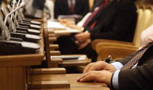 Сенатор Аркадий Чернецкий готов работать вСвердловском парламенте