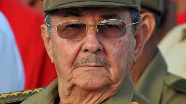 Стало известно о попытке покушения ЦРУ на Рауля Кастро в 1960 году