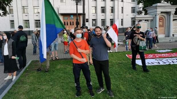 Хабаровск – Пятый месяц протестов