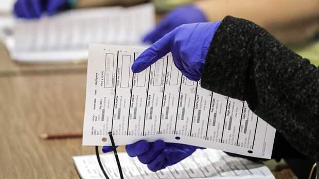 Американские выборы окончательно и бесповоротно дискредитированы