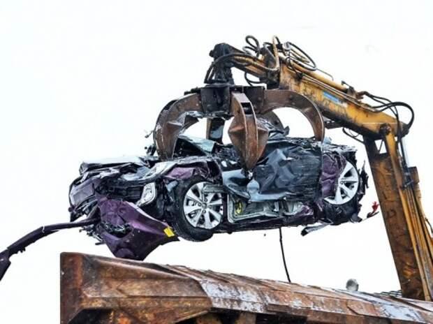Россияне приобретают Lada взамен старых иномарок