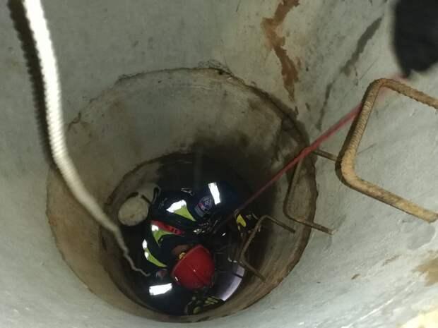 В Удмуртии погиб мужчина, задохнувшись выхлопными газами в колодце