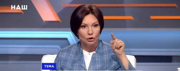 «Взял автомат и марш воевать за Крым» – Сенченко уделали в прямом эфире
