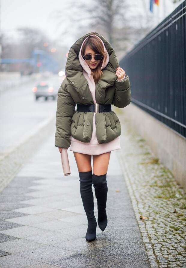 5 пар зимней одежды, которые нельзя носить одновременно, чтобы не показать свое дурновкусие